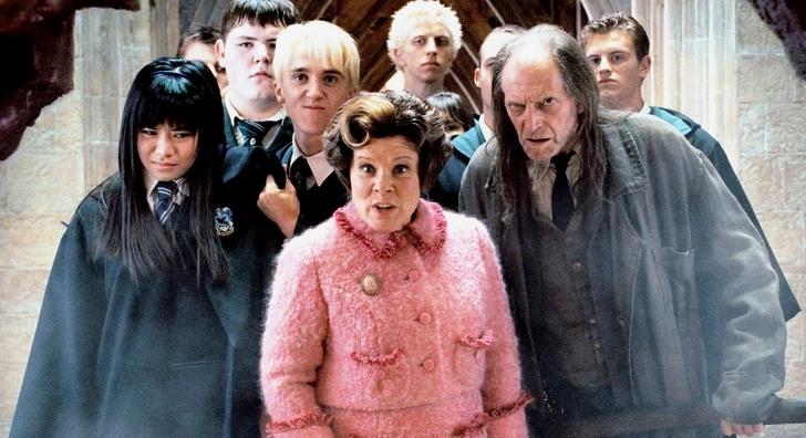 4 доказательства того, что в «Гарри Поттере» есть абсолютный злодей. И это не Волан-де-Морт Интересное