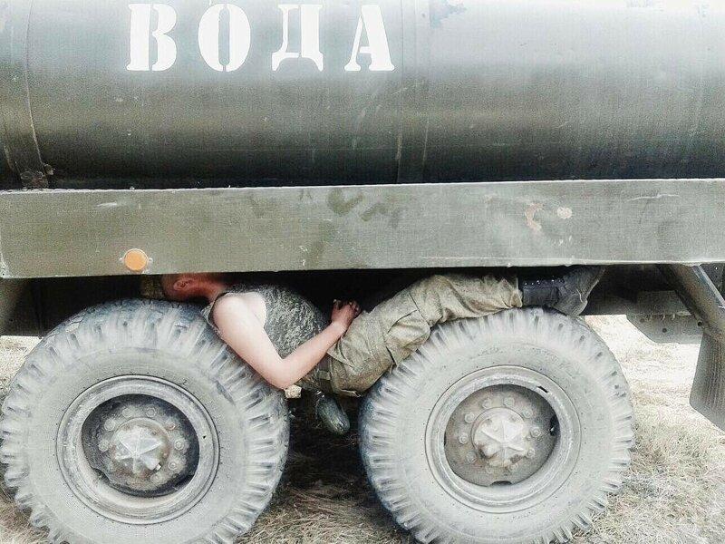 Это Армия, детка. Поймут те, кто служил   Интересное