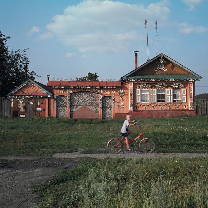 15 фотографий, сделанных у бабушки в деревне, которые действуют как отдушина в бетонных джунглях Интересное