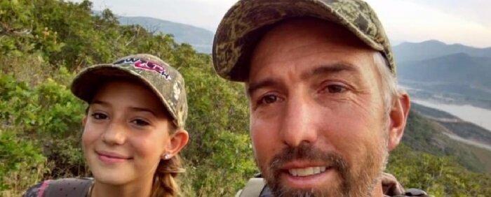 Ариана Гурдин — 12-летняя охотница из США   Интересное,жесть