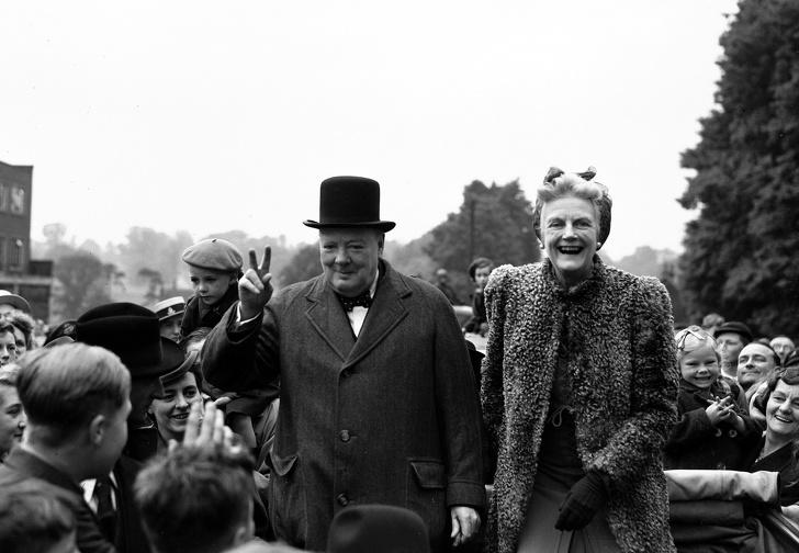 Клементина Черчилль — жена гениального политика, без которой мировая история была бы другой Интересное