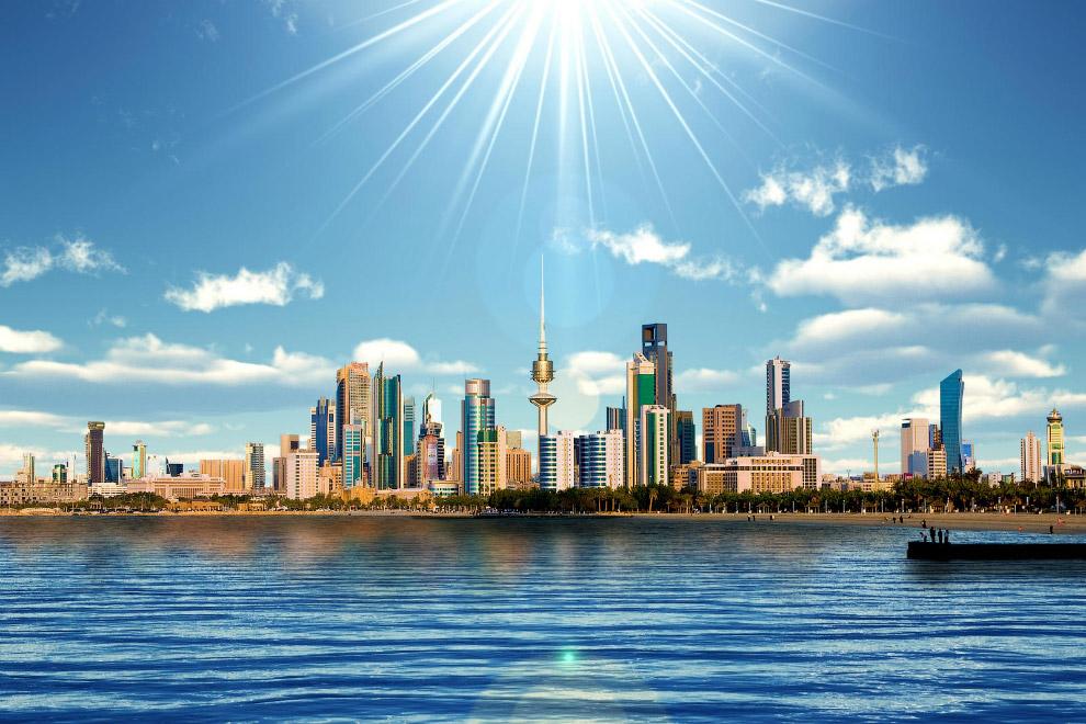 Как выглядят самые жаркие места в мире Интересное