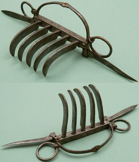 Страшное и опасное старинное оружие антиквариат,интересное,история,мир,оружие