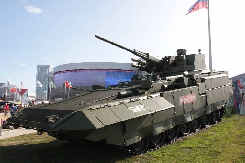 Боевой модуль «Кинжал». Дальнейшее развитие «Байкала» оружие