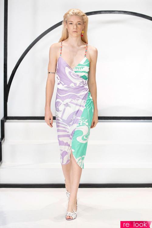 Мода лета 2019: одежда с запахом гардероб,мода и красота,модные тенденции,одежда и аксессуары