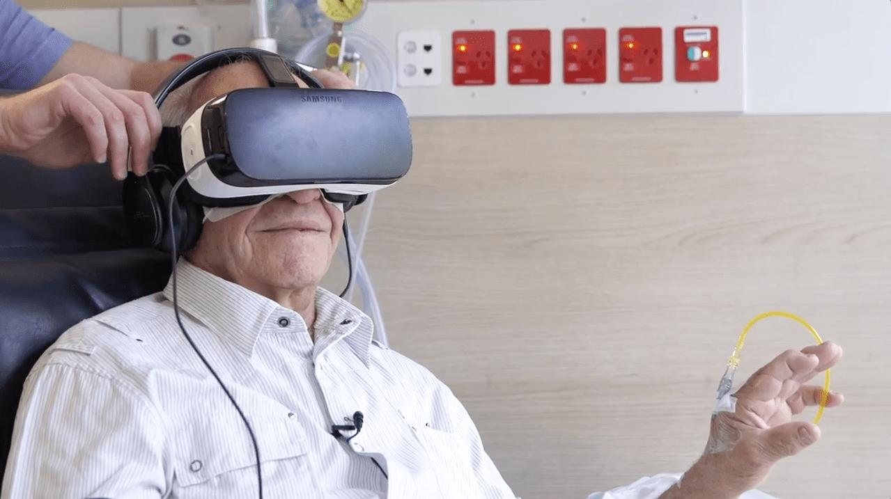 Как виртуальная реальность помогает лечить людей ВР-терапия,медицина,медицина будущего
