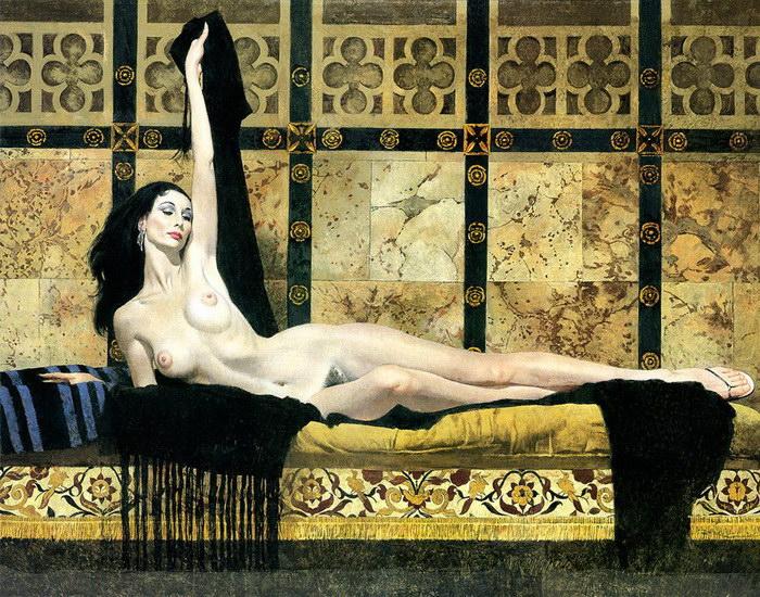 Работы одного из легендарных художников XX века