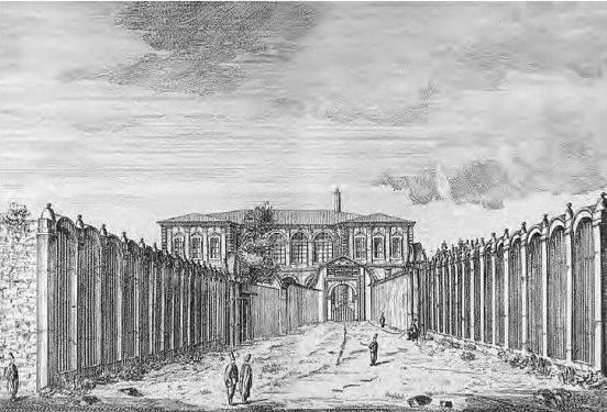 Французские корни турецкой фортификационной школы история