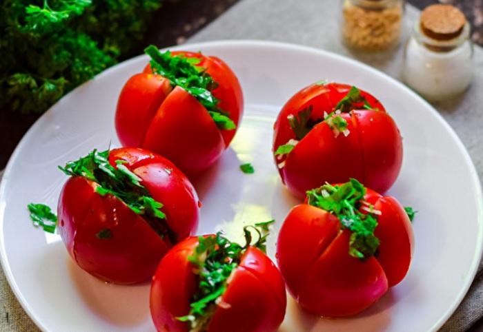 Помидоры по-армянски куоианрия,рецепты,своими руками