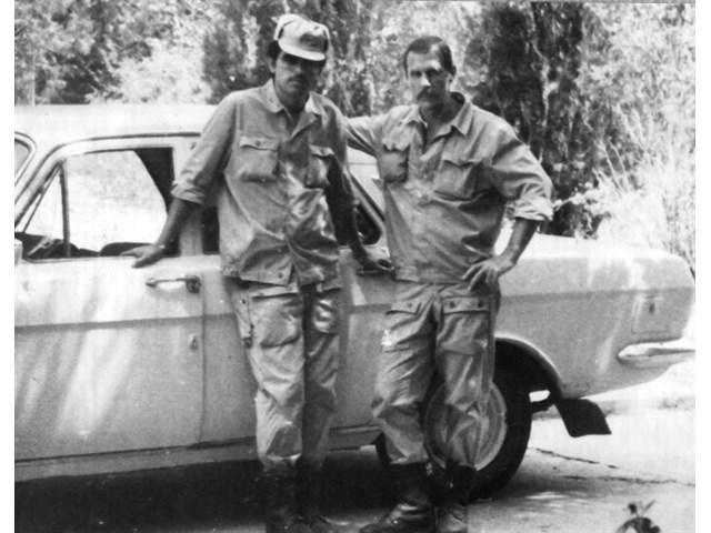 Афганистан — они были первыми. 40 лет группе спецназа КГБ СССР «Зенит» спецназ