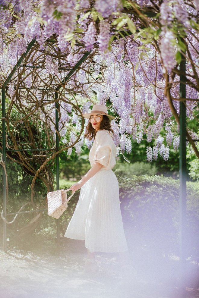 Лучшие образы из модных блогов за неделю: Larisa Costea, Annabelle Fleur, Krystal Bick и другие гардероб,летние образы,мода и красота,модные блогеры,модные образы,уличная мода