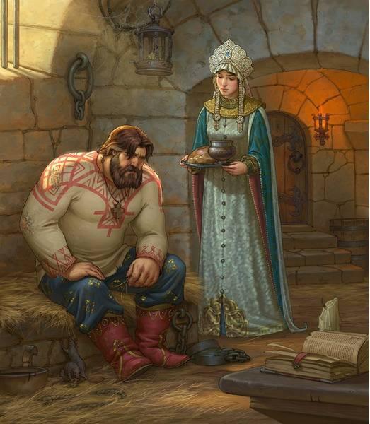 Князь Владимир против богатырей. Интриги и скандалы княжеского двора былинного Киева история