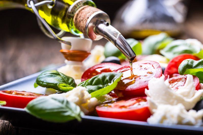 Капрезе: классический рецепт итальянская кухня,кулинария,рецепты,салаты