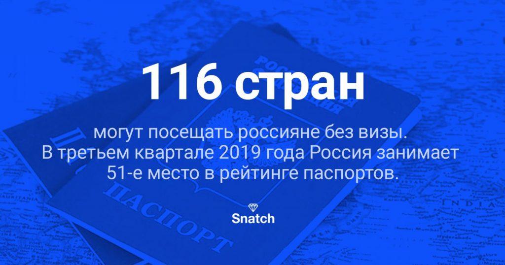 Вот сколько стран россияне могут посетить без визы виза,заграница,страны,туризм