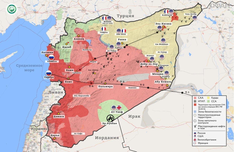 Последние новости Сирии. Сегодня 4 июля 2019 сирия