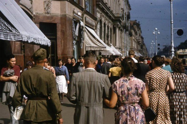 Советский Союз на фотографиях американского профессора