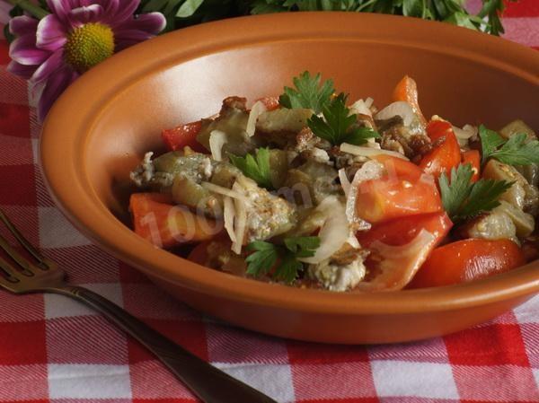 5 летних салатов, которые легко заменят наскучивший рецепт
