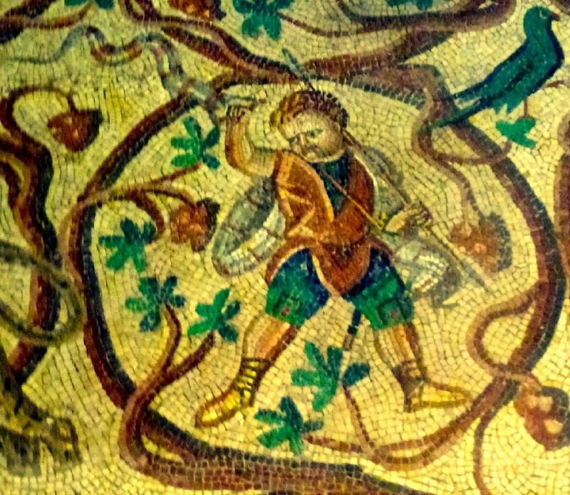 Лёгкая пехота Византии VI века история