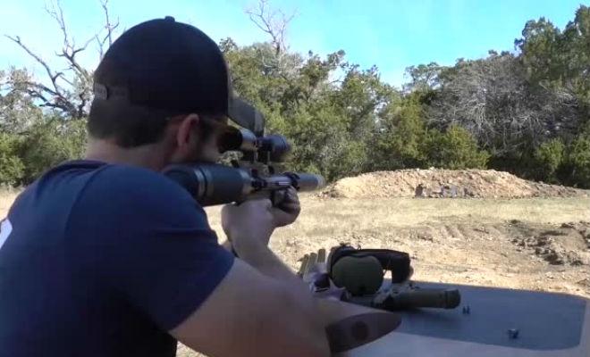 Самая тихая снайперка в мире винтовка,оружие,Пространство,снайпер,США