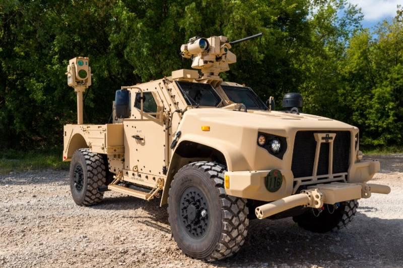 Проект Boeing CLWS. Лазерная ПВО для Пентагона оружие