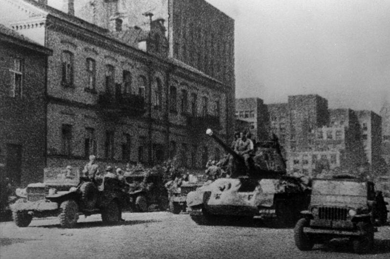 Минск — наш. Минобороны опубликовало документы о взятии столицы Белоруссии