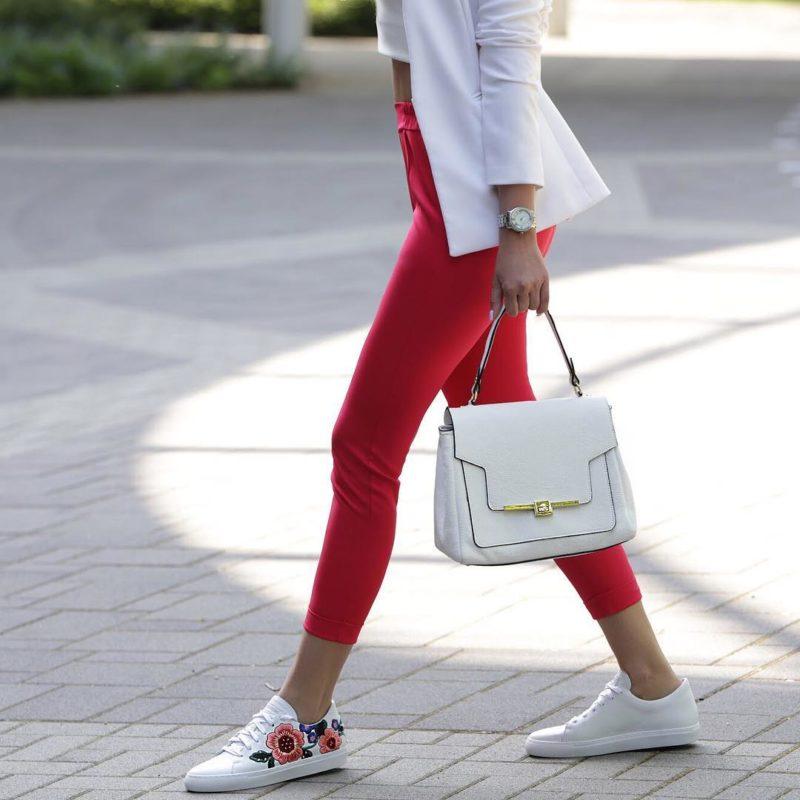 17 женственных образов в стиле спорт-шик мода и красота,модные образы,одежда и аксессуары,стиль
