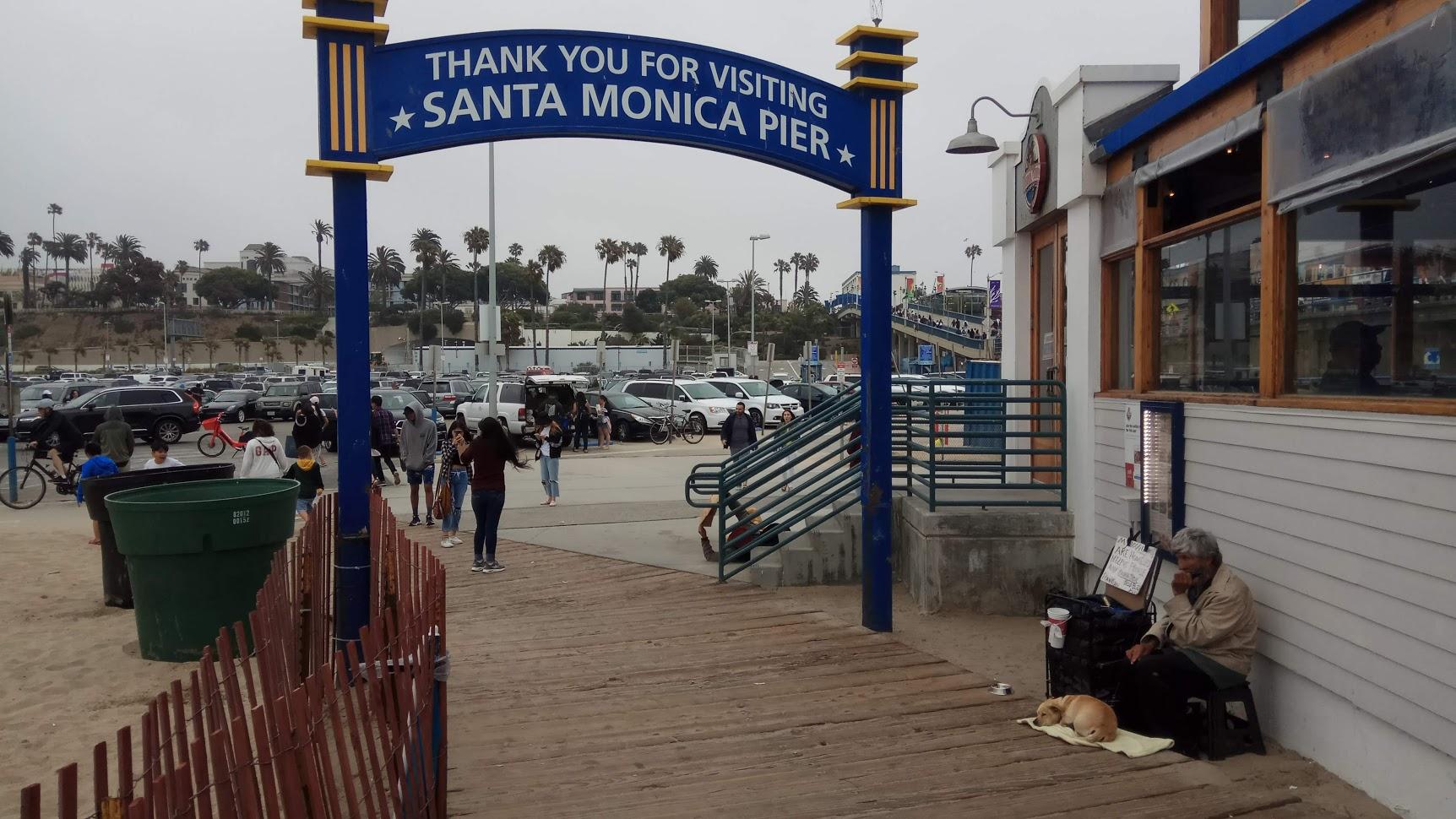 Очень бюджетное путешествие в Лос Анджелес заграница,путешествие,туризм