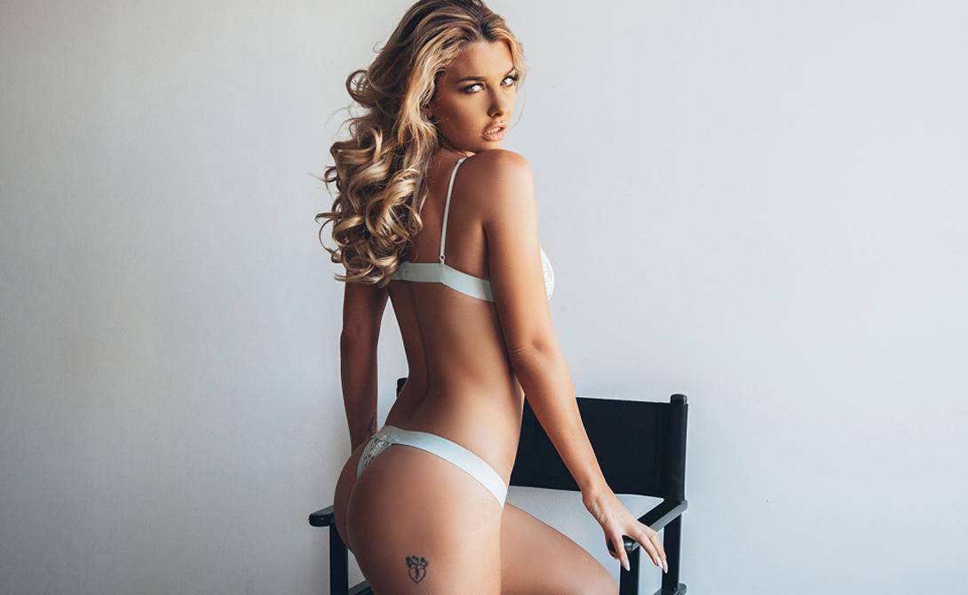 Эмили Сирс: девушка недели по версии Shnyagi.Net Девушки