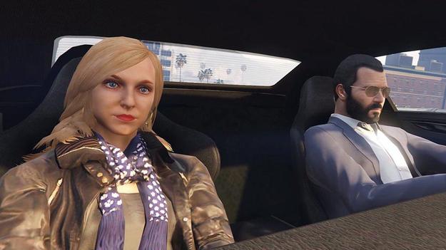 Звезда GTA 5 Линдси Лохан разделась полностью и показала себя gta 5,Игры,Линдси Лохан