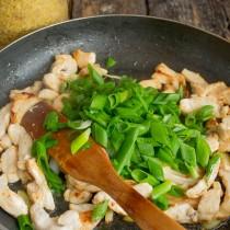 Табуле с курицей — вкусный салат с булгуром кулинария,салаты