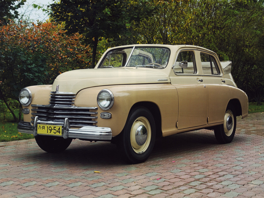 27 легендарных советских автомобилей: на чём ездили в СССР. Часть 1 автомобили,видео,история,СССР