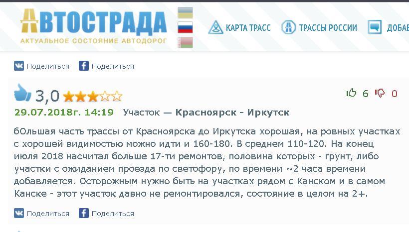 Губернатор Красноярска возмутился вопросом подтопленцев о дороге россия