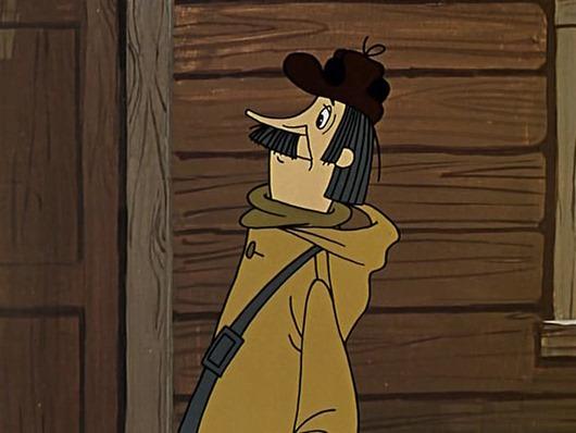 Секреты советских мультфильмов