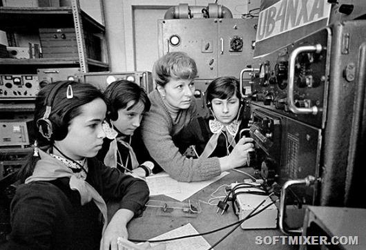 Музыкальный центр в СССР