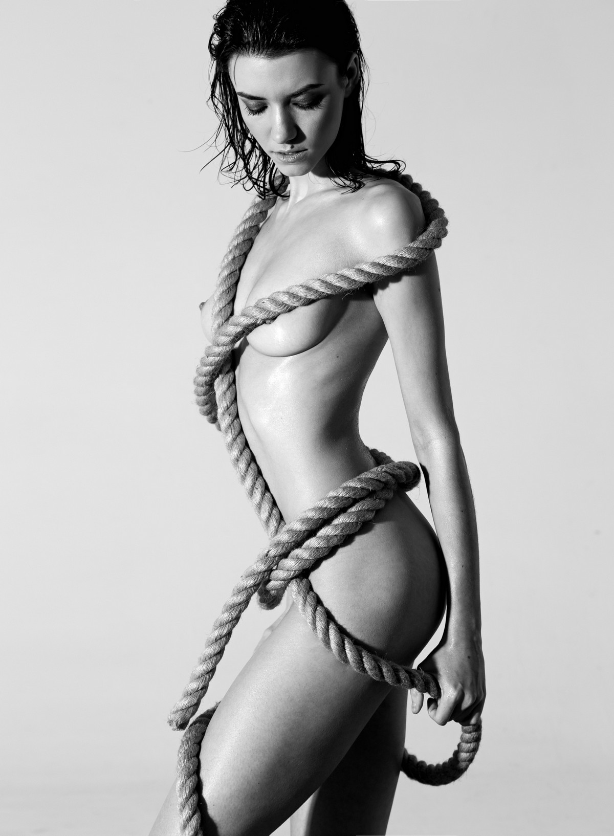 Снимки в жанре «Ню» Александра Изюмова фотография,чувственность
