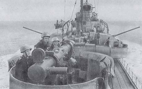 Модернизации советских линкоров: противоминный калибр и торпеды вмф