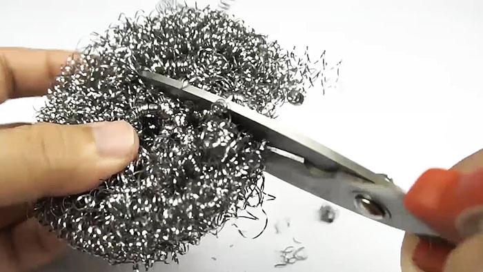 Простые способы наточить ножницы сделай сам,советы