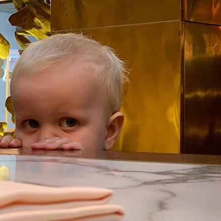 Ксения Собчак ответила хейтерам, раскритиковавшим снимок ее сына без одежды Звездные дети,яжематерей,яжематерям