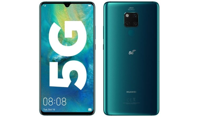 Huawei Mate 20 X 5G показал внушительные результаты при тестировании 5G-соединения новости,смартфон,статья