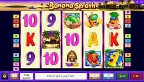 Игровой автомат Banana Splash - слот с весельем и выгодой в казино Х -  MiraTalk